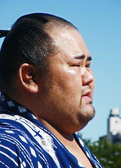 Sumo Wrestler - Tokyo 2010