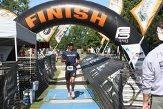 The 3 Little Pigs Triathlon is an annual event held in June each year.  Over 500+ people will swim, bike and run in this year's event.  Find out more on our blog post.
