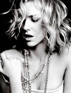 Naomi Watts for David Yurman (Spring 2006), by Peter Lindbergh: ru_glamour