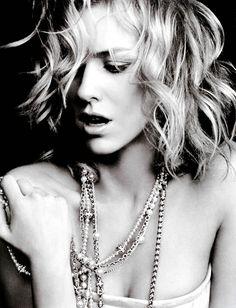 Naomi Watts for David Yurman (Spring 2006), by Peter Lindbergh: ru_glamour