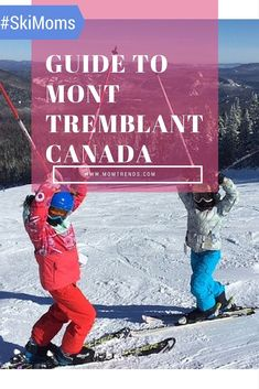 Guide to family ski