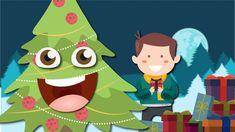 La verdadera historia del Árbol de Navidad - Cuentos de Navidad - Cuentos de Navidad para niños - YouTube