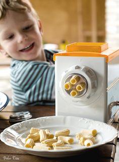 Lukas tészta | Dolce Vita Életmód Kitchen Appliances, Pasta, Cooking Recipes, Diy Kitchen Appliances, Home Appliances, Noodles