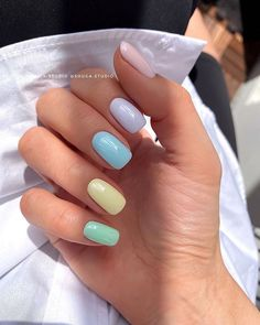 Simple Acrylic Nails, Summer Acrylic Nails, Best Acrylic Nails, Acrylic Nail Designs, Simple Nails, Summer Nails, Hot Nails, Swag Nails, Acylic Nails
