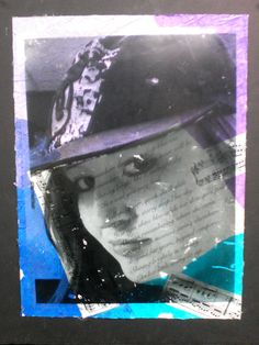 Self portrait and poem