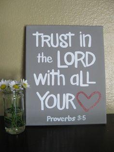 a good reminder!