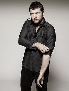 Sam Worthington - Cutie pie...he'll always be Jake Sully to me.