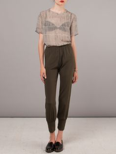 Frances May - Alasdair Silk Legging