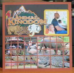 C'est La-Vie Designs Unltd., LLC: Disney - Animal Kingdom Layout