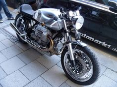 One day, one day I'll have a sweet Moto Guzzi.