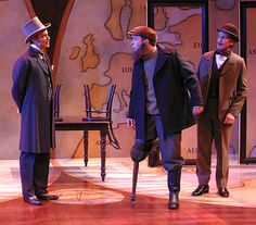 Around the World in 80 Days at the Colony Theatre