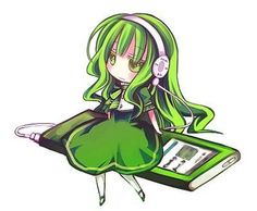 anime listening to music   Anime girl listening to music picture by CarnivalBunny - Photobucket