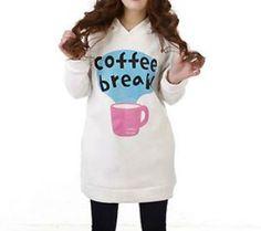 Blusa Moletom Coffee Break