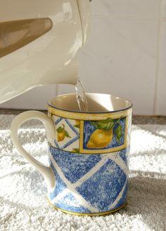 Recept voor Hoest-thee. Klik op de afbeelding om het blogartikel te lezen.