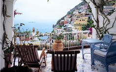 No. 23 (tie) Le Sirenuse, Positano, Italy - World's Most Romantic Hotels   Travel + Leisure