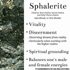 Sphalerite crystal meaning Chakra Crystals, Crystals And Gemstones, Stones And Crystals, Crystal Kingdom, Crystal Healing Stones, Crystal Meanings, Rocks And Gems, Crystal Collection, Science And Nature