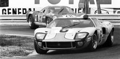 Ford GT40 (1969) Le Mans