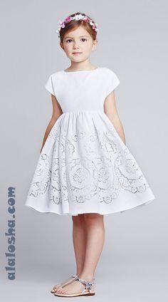 ALALOSHA: VOGUE ENFANTS: Dolce & Gabbana florista SS'14 lookbook