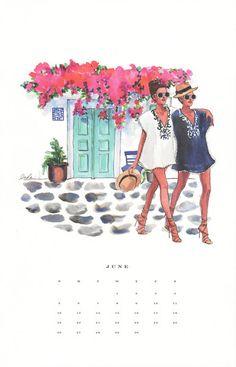 Inslee June calendar