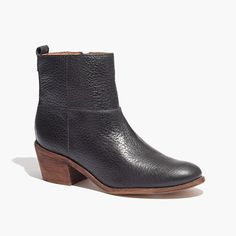 The Perrie Boot : boots | Madewell