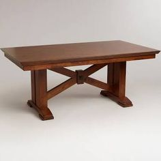 long narrow dining table - Google Search