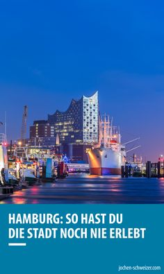 Statte der schönen Stadt im Norden mal einen Besuch der anderen Art ab! #reisen #städtetrip #hamburg #deutschland #city #travel #inspiration