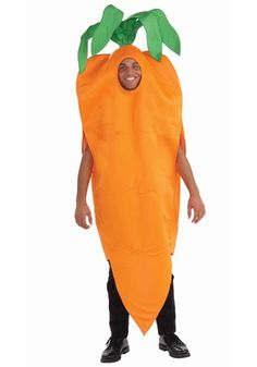 Adult Carrot Costume Price: $28.99