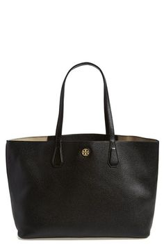 Tory Burch 'Perry' Leather Tote available at #Nordstrom