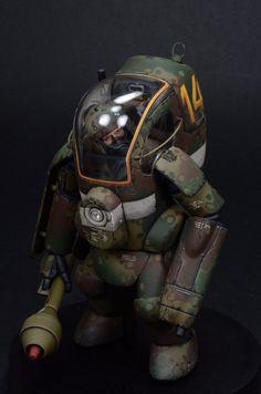 k ketzer (wave Overwatch Hero Concepts, Larp, Tactical Suit, Steampunk Robots, Sci Fi Miniatures, Crazy Toys, Sci Fi Models, Robot Concept Art, Gundam Model