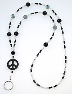 Peace - Black ID Lanyard Sunchains http://www.amazon.com/dp/B00SN6N83Y/ref=cm_sw_r_pi_dp_U2F.ub0RT5R2J