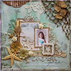 Such a Pretty Mess: NEW! Page Kit from The Scrapbook Diaries {with Video Tutorial}
