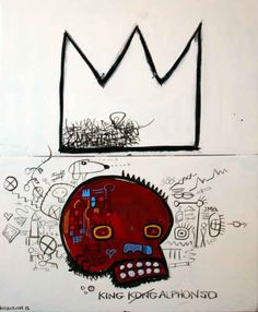 jean michel basquiat paintings - Google Search