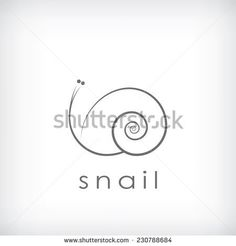 stock-vector-cute-little-snail-symbol-in-simple-outlines-suitable-for-corporate-identity-eps-vector-230788684.jpg 450×470픽셀