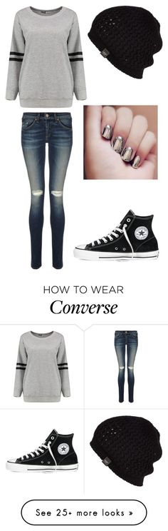 Untitled #731 by sarah6623 on Polyvore featuring rag & bone, UGG Australia, Converse, women's clothing, women's fashion, women, female, woman, misses and juniors