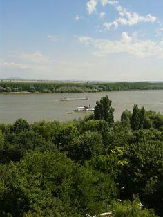 Dunărea la Brăila