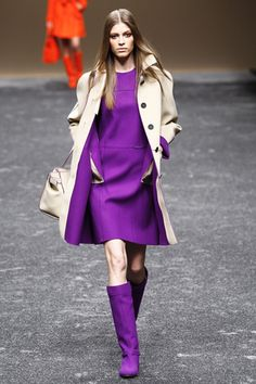 Purple on the runway  #SephoraColorWash