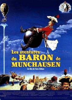 The Adventures of Baron Munchausen. 1989 D: Terry Gilliam To hear the show, tune in to http://thenextreel.com or check out our Pinterest board: http://www.pinterest.com/thenextreel/the-next-reel-the-podcast/ https://www.facebook.com/TheNextReel https://twitter.com/TheNextReel http://www.pinterest.com/thenextreel/ http://instagram.com/thenextreel https://plus.google.com/+ThenextreelPodcast http://letterboxd.com/thenextreel http://www.flickchart.com/thenextreel