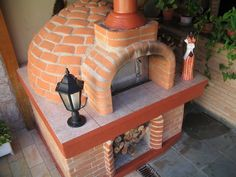 "24"" DIY budget Brick oven - a decorative piece that would fit into any household OR for your weekend special!"