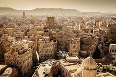 UNESCO. Sana, Yemen
