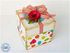 MiniArt - hand made with love: Dla Wychowawczyni / For a Teacher - DT Craft Passion