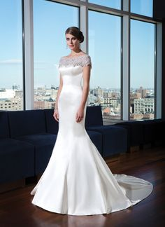 Justin Alexander Wedding Dresses Signature Collection - love the upper half