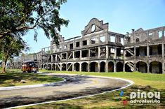 Corregidor Island Cavite Philippines Travel Guide, Manila Philippines, Pinoy, Day Tours, Weekend Getaways, Travel Guides, Trips, Island, Mansions