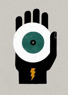 IlPost - Jettatura - L'atto di fare il malocchio a qualcuno  [The casting of an evil eye]