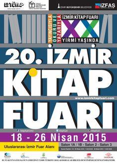 İzmir Kitap Fuarı 20 yaşında