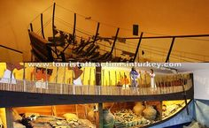 Museum of Underwater Archaeology http://touristattractionsinturkey.com/museum-of-underwater-archaeology/