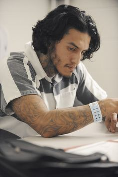 Cabral plays Hector Tontz, a former gangbanger implicated in a drug-related murder, in ABC's American Crime. It wasn't long ago that Cabral himself was facing a possible 35-year sentence for violent assault.