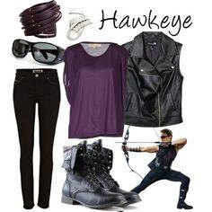 Character: Hawkeye Fandom: Marvel Film: The Avengers