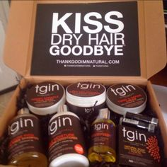 tgin products - great product for natural hair and it's available at Target!!
