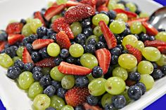 Print Fruit Salad with Honey-Lime Dressing Easy to make and delicious to boot Source: difficult to determine the source as it is in several sites also saw it on Pinterest. I picked chowtimes.com …