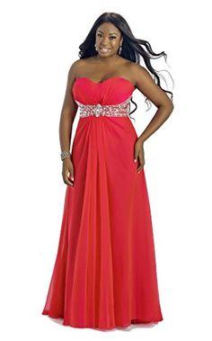 Fashion Bug Blush W Plus Size www.fashionbug.us #PlusSize #FashionBug Prom Dress